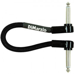 DIMARZIO EP17J12RR JUMPER CABLE (BLACK)