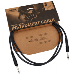 PLANET WAVES PW-CGT-05 Classic Series Instrument Cable 5ft