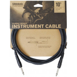 PLANET WAVES PW-CGT-10 Classic Series Instrument Cable 10ft