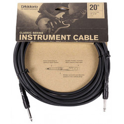 PLANET WAVES PW-CGT-20 Classic Series Instrument Cable 20ft