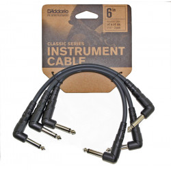 PLANET WAVES PW-CGTP-305 Classic Series Patch Cable (3-pack)