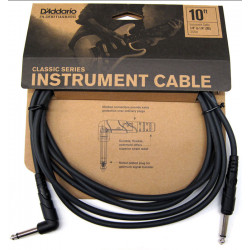 PLANET WAVES PW-CGTRA-10 Classic Series Instrument Cable 10ft