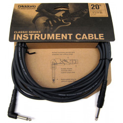 PLANET WAVES PW-CGTRA-20 Classic Series Instrument Cable 20ft