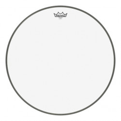 """REMO EMPEROR® CLEAR BASS DRUMHEAD, 20"""""""