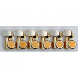 FENDER TUNERS (GOLD) FOR AMERICAN STANDARD STRAT/TELE