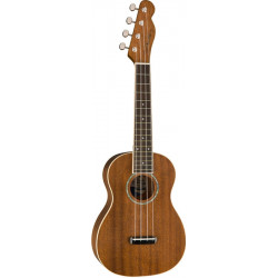 FENDER UKULELE ZUMA CONCERT NATURAL WN