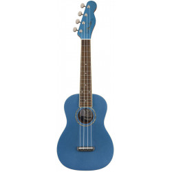 FENDER UKULELE ZUMA CONCERT LAKE PLACID BLUE