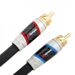 Monster M850I High Performance Stereo Audio RCA Audio Cable - (2,44 м)