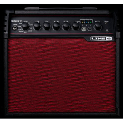LINE6 SPIDER V 20 RED Limited Edition