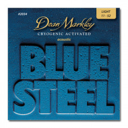 DEAN MARKLEY 2034 BLUESTEEL ACOUSTIC LT (11-52)