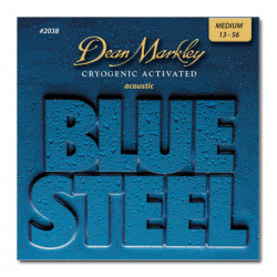 DEAN MARKLEY 2038 BLUESTEEL ACOUSTIC MED (13-56)