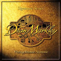 DEAN MARKLEY 2204 VINTAGE BRONZE ACOUSTIC ML12 (11-50)
