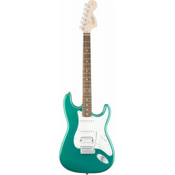 SQUIER by FENDER AFFINITY STRAT HSS LRL RACE GREEN