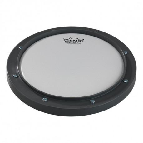 """REMO PRACTICE PAD 10"""" COATED HEAD"""