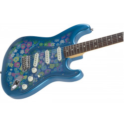 FENDER TRADITIONAL 60S STRAT BLUE FLOWERS