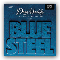 DEAN MARKLEY 2557 BLUESTEEL ELECTRIC DT (13-56)
