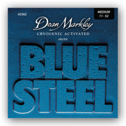 DEAN MARKLEY 2562 BLUESTEEL ELECTRIC MED (11-52)