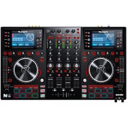 Numark NVII Intelligent Dual-Display controller for Serato DJ