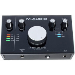 M-AUDIO MTRACK 2X2