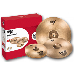 SABIAN 45003XEU B8X Performance Set