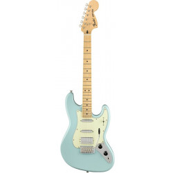 FENDER ALTERNATE REALITY SIXTY-SIX MN DAPHNE BLUE