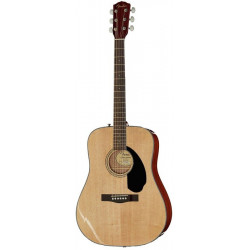 FENDER CD-60S NATURAL WN