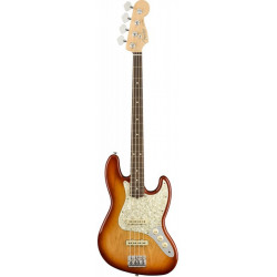 FENDER AMERICAN PRO LIMITED EDITION LIGHT WEIGHT ASH JAZZ BASS RW SSB