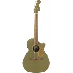 FENDER NEWPORTER PLAYER ICE OLIVE SATIN