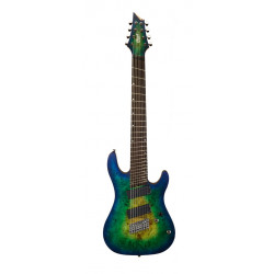 CORT KX508MS (Mariana Blue Burst)