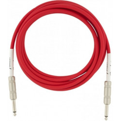 FENDER CABLE ORIGINAL SERIES 10' FRD