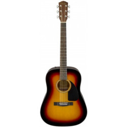 FENDER CD-60 V3 WN SUNBURST