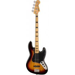 SQUIER by FENDER СLASSIC VIBE '70s JAZZ BASS MN 3-COLOR SUNBURST