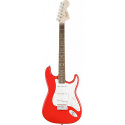 SQUIER by FENDER SERIES STRATOCASTER LR RACE RED
