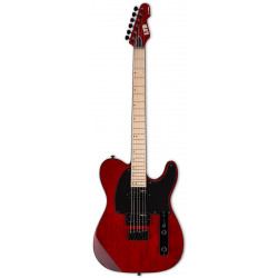 LTD TE-200M (See Thru Black Cherry)