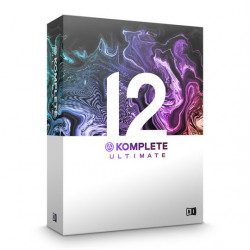 Native Instruments KOMPLETE 12 ULTIMATE UPG KSELECT