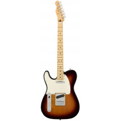 FENDER PLAYER TELECASTER LEFT HANDED MN 3TS