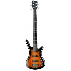 WARWICK ROCKBASS CORVETTE BASIC 5 (ALMOND SUNBURST HP)