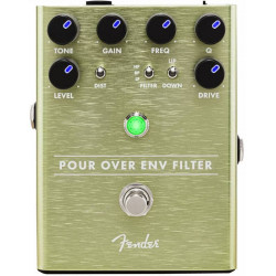 FENDER PEDAL POUR OVER ENVELOPE FILTER