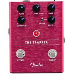 FENDER PEDAL THE TRAPPER DUAL FUZZ