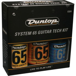 DUNLOP 6504 GUITAR TECH KIT