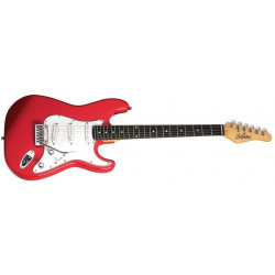 SCHECTER VS-1 S/S/S HOT ROD RED