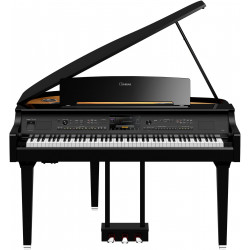 YAMAHA Clavinova CVP-809 GP PE (Polished Ebony)