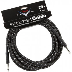 FENDER CUSTOM SHOP PERFORMANCE CABLE 25' BTW