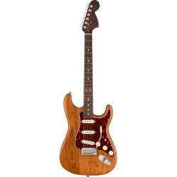 FENDER AMERICAN PROFESSIONAL STRAT LTD ROASTED ASH ROSEWOOD NECK