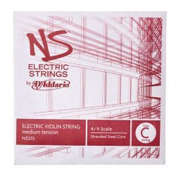 D`ADDARIO NS315 NS Electric Violin Low C 4/4