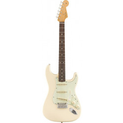 FENDER VINTERA '60s STRATOCASTER MODIFIED PFN OLYMPIC WHITE