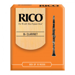 RICO Rico - Bb Clarinet 3.0 - 10 Box