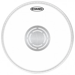"EVANS TT12PC1 12"" POWER CENTER CLEAR"