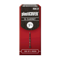 RICO Plasticover - Bb Clarinet 3.5 - 5 Box