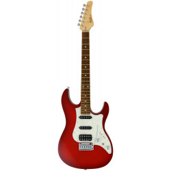 FUJIGEN JOS2-FM-G Odyssey J-Standard Series (Transparent Red Burst)